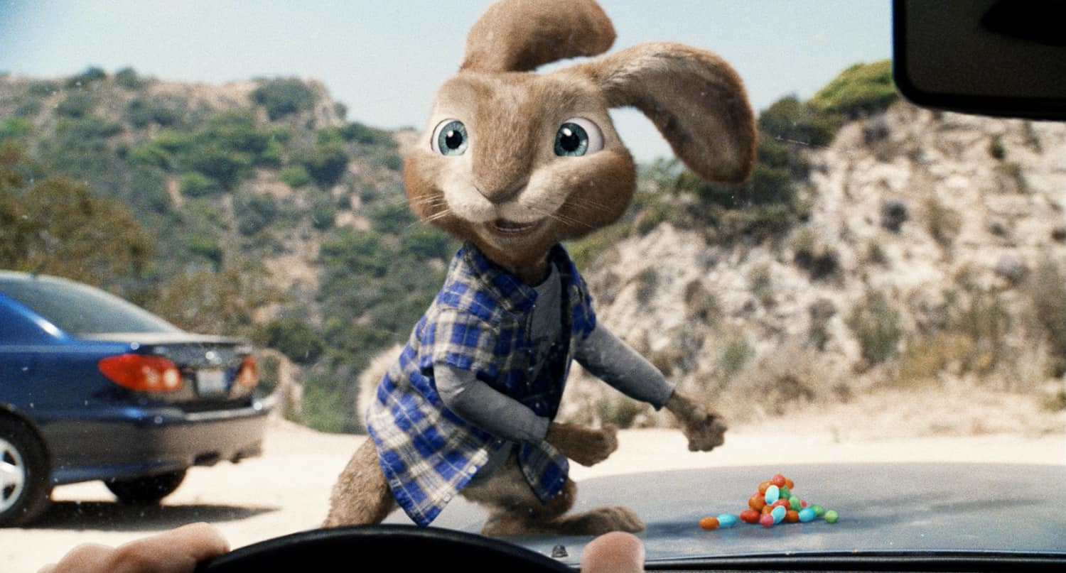 Hop the movie coloring pages
