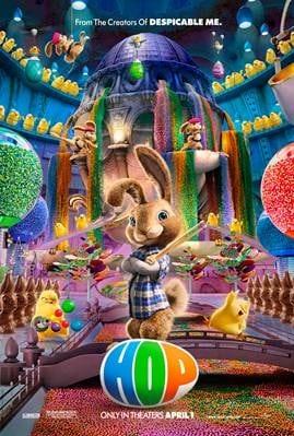 Hop Movie Trailer