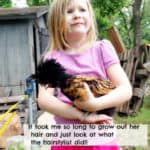 WW ~ The winning Chicken & Lizzie Caption!