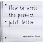 How to write the perfect sponsorship pitch letter