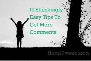 14 easy tips to get more blog comments