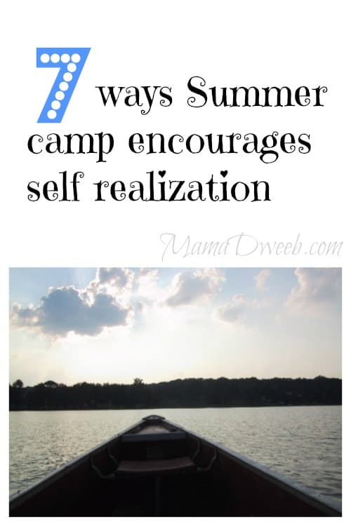 7 ways summer camp encourages self-realization