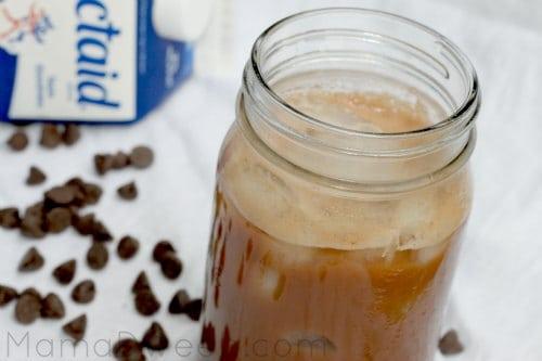 lactose free iced mocha recipe