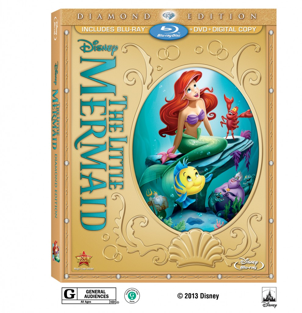 Little Mermaid 2013