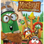 Veggie Tales – MacLarry and the Stinky Cheese Battle Review & #Giveaway