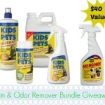 Stain & Odor Removing Bundle #Giveaway!