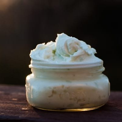 DIY Whipped Body Butter Recipe – with essential oils