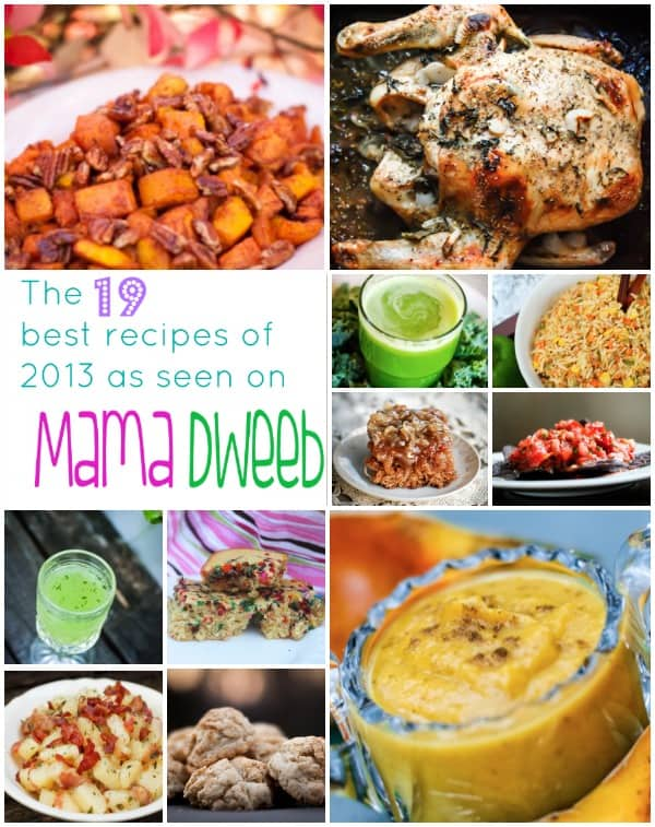 My 19 favorite recipes of 2013