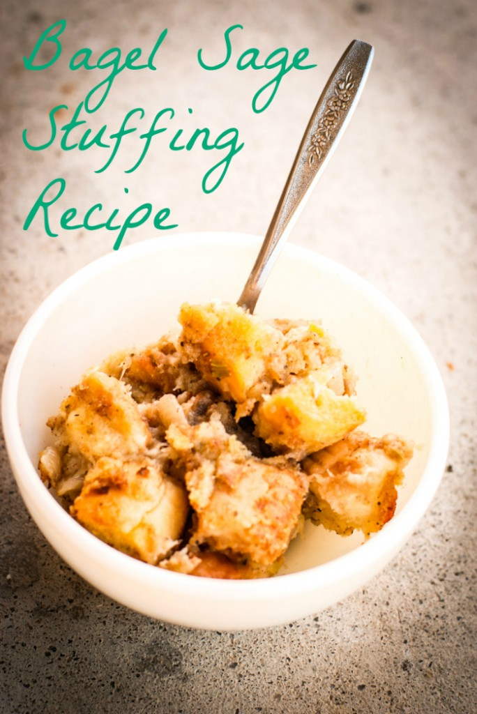 bagel sage stuffing recipe