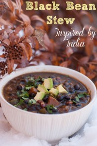 Indian-Black-Bean-Stew