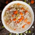 Chicken Rice & Quinoa Stew
