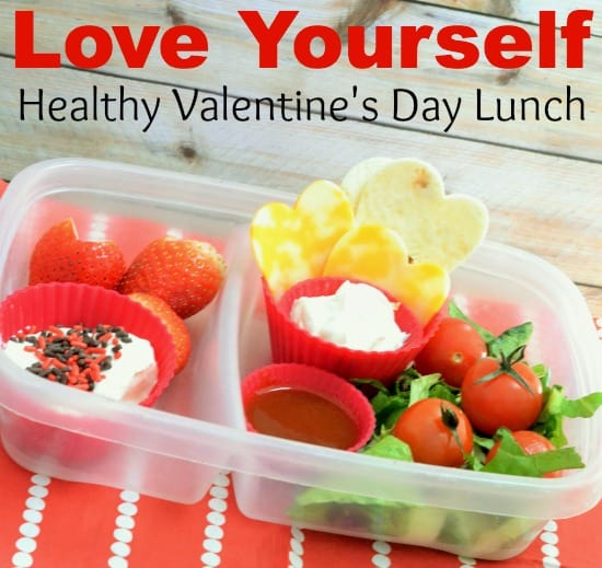 Love Yourself: Sweet & Nourishing Valentine's Day Lunch