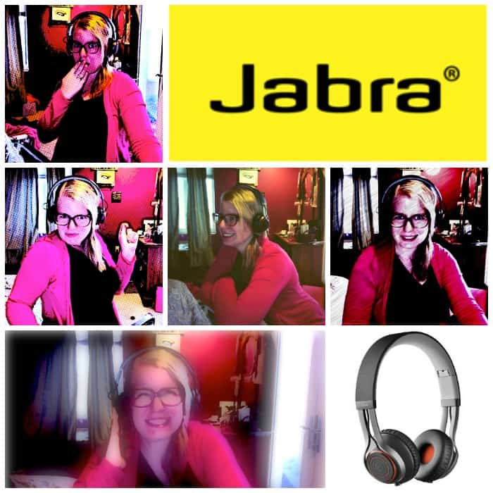 JABRA wireless bluetooth headphones