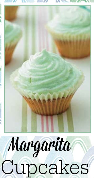 Margarita Cupcakes Recipe from Cupcakes and Cocktails