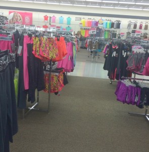 Summer clothes at Gordmans