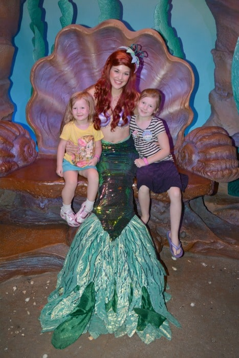 WDW Ariel