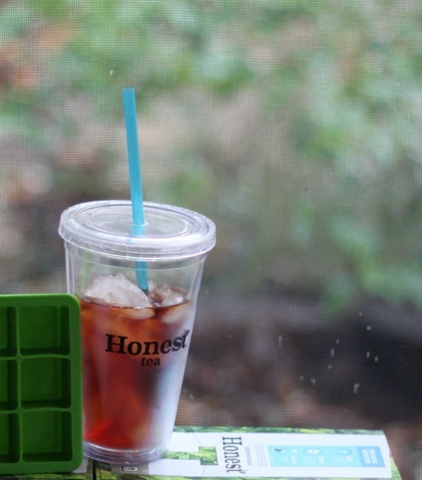Honest Tea organic black tea