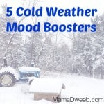 5 Cold-weather mood boosters