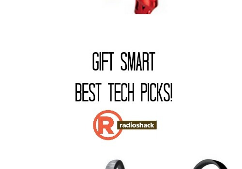Tech is SO in – #GiftSmart this year, here are ideas