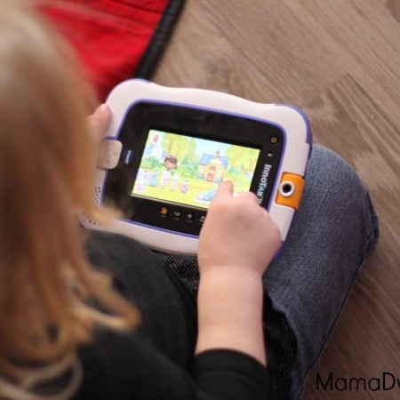 VTech Innotab 3 Plus tablet