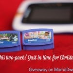 Win 2 VTech Innotab game cartridges!