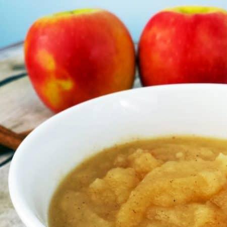 Cinnamon Applesauce Recipe