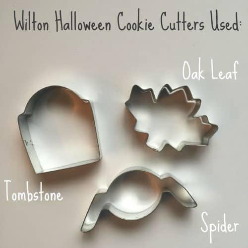 Yoda body cookie cutters