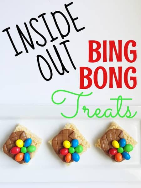 Disney's Inside Out – Bing Bong Treats Tutorial