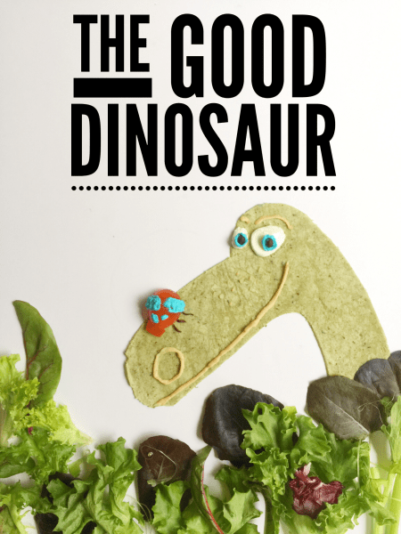 Disney Pixar The Good Dinosaur Snack Tray
