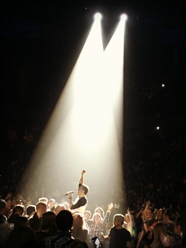 Concert picture
