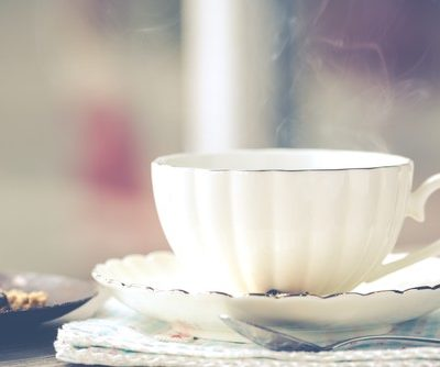 An Apple a Day Keeps the Doctor Away: & So Does a Daily Cup of Tea