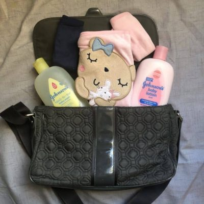 Making Baby's First Road Trip as Comfortable as Home