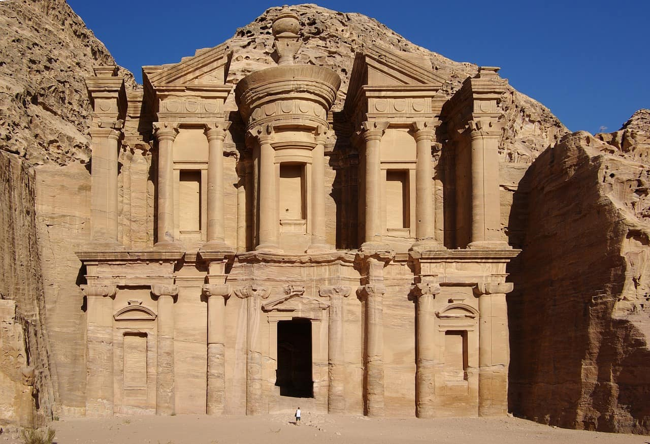 Petra Jordan Movie Location