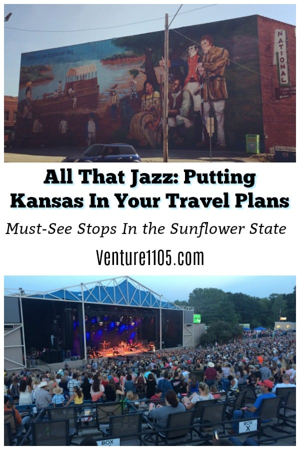 Kansas Travel Ideas from Venture1105
