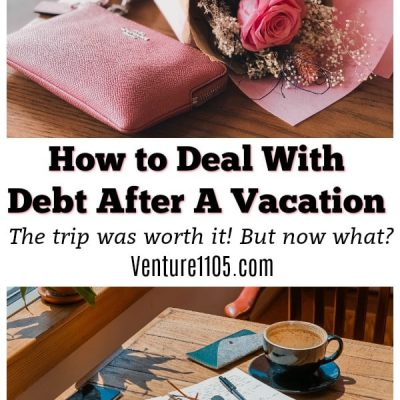 How to Deal with Debt after a Vacation