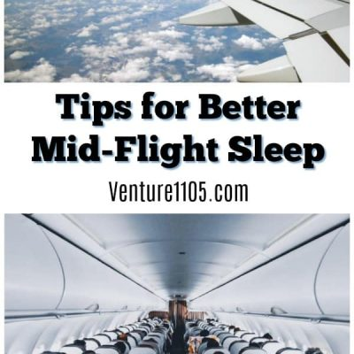 Tired Of Poor Mid-Flight Sleep? Try This Instead