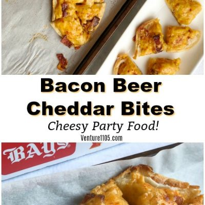 Bacon Beer Cheddar Bites – The Best Game Day Recipe