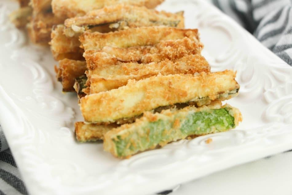 Crispy Zucchini Fries