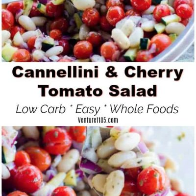 Cannellini & Cherry Tomato Salad Recipe