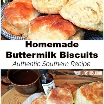 How to Make Mile-High Buttermilk Biscuits From Scratch