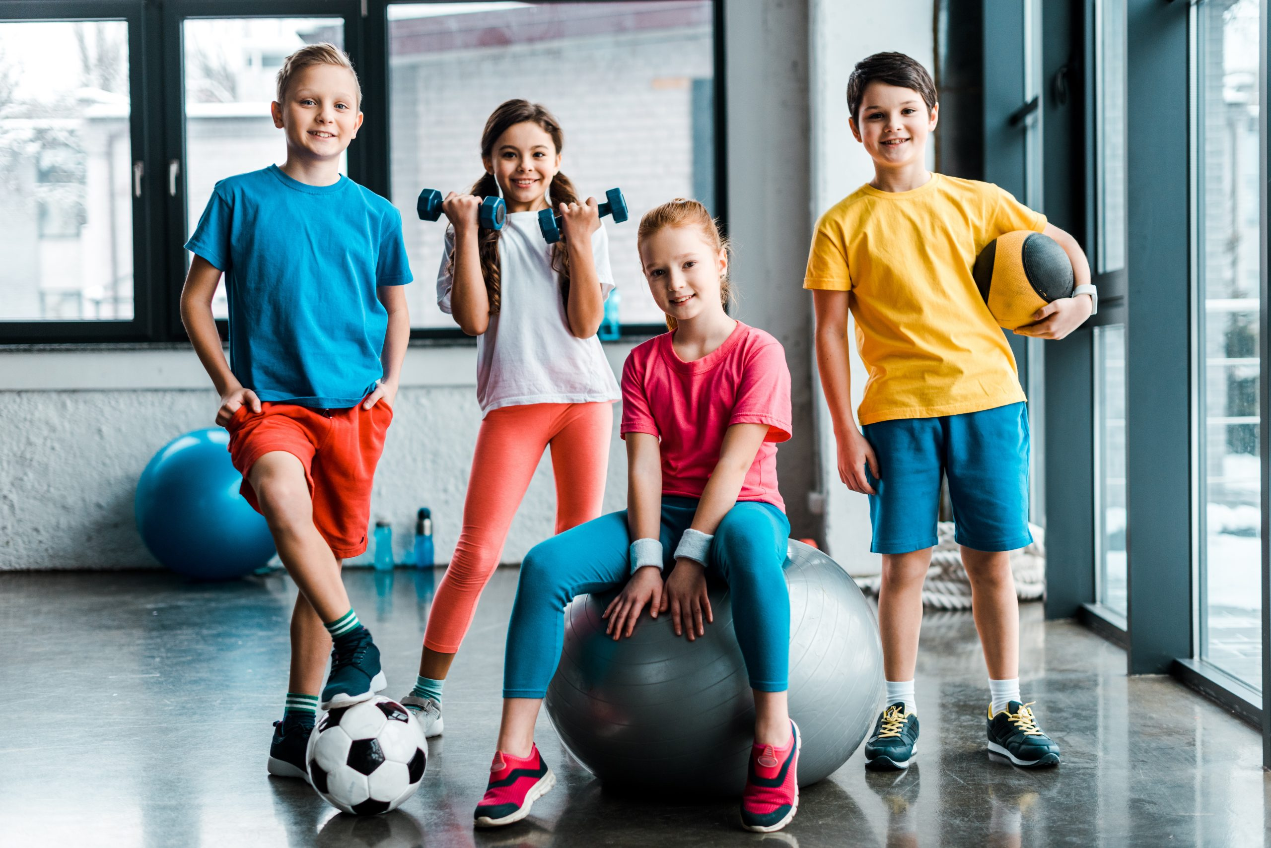 Exercise Ideas for Kids with ADHD