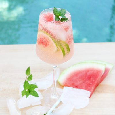 Refreshing Watermelon Mojito Recipe